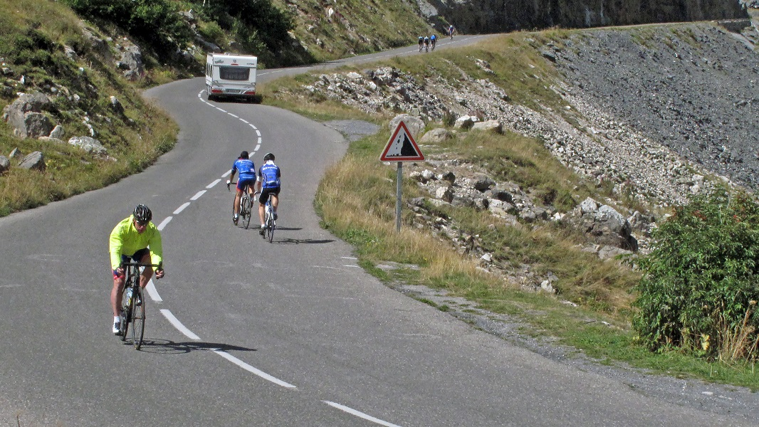 jan afdaling galibier